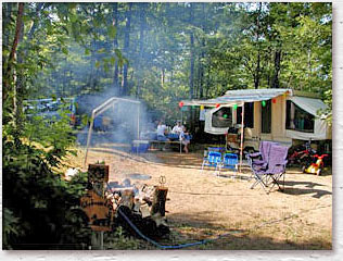 Broken Bow Campsite
